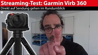 2018 5 Garmin Virb360 Streaming News
