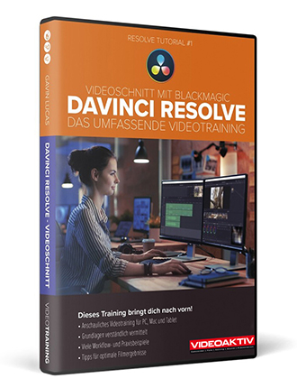 davinci resolve 15 lernkurs kl