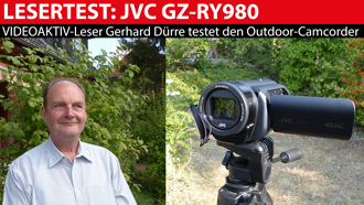 LaCie DJI Copilot: Lesertest-Video von Gerhard Dürre