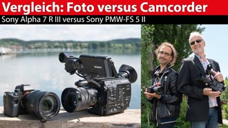 2018 7 Sony vs Sony CC vs SLR News