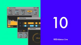ableton live 10 creative extensions web