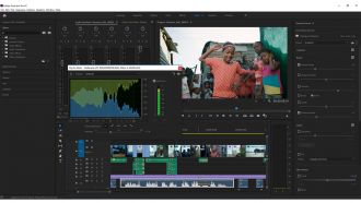 Adobe Premiere Pro CC intell Audio Cleaning web