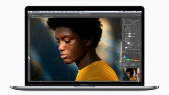Apple MacBook Pro: mit Intel i9 CPU, 32 GB RAM - bis zu 8000 Euro