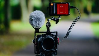 Atomos FujiX T3 NinjaV press