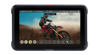 Atomos Ninja V frontview GUI OCT LORES 210mm