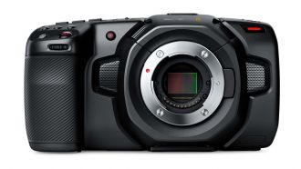 BMD Pocket Cinema Camera 4K Front