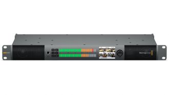 Blackmagic Audio Monitor 12G Front