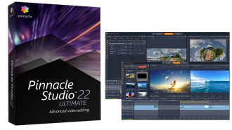 Corel Pinnacle Studio 22 web