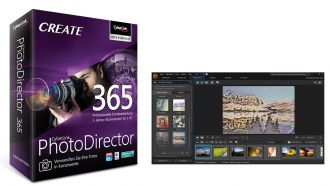 Cyberlink Photodirector 365 web