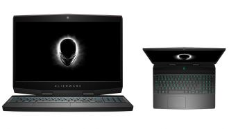 Dell Alienware m15 front top web