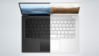 Dell XPS 13 2018 two coors web