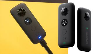 Insta360 One X: 360-Grad-Action-Kamera mit 5,7K Video