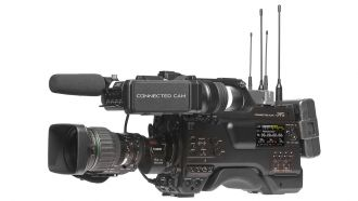 JVC GY HC900 Connected Cam side web