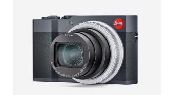 Leica C Lux midnight blue side web