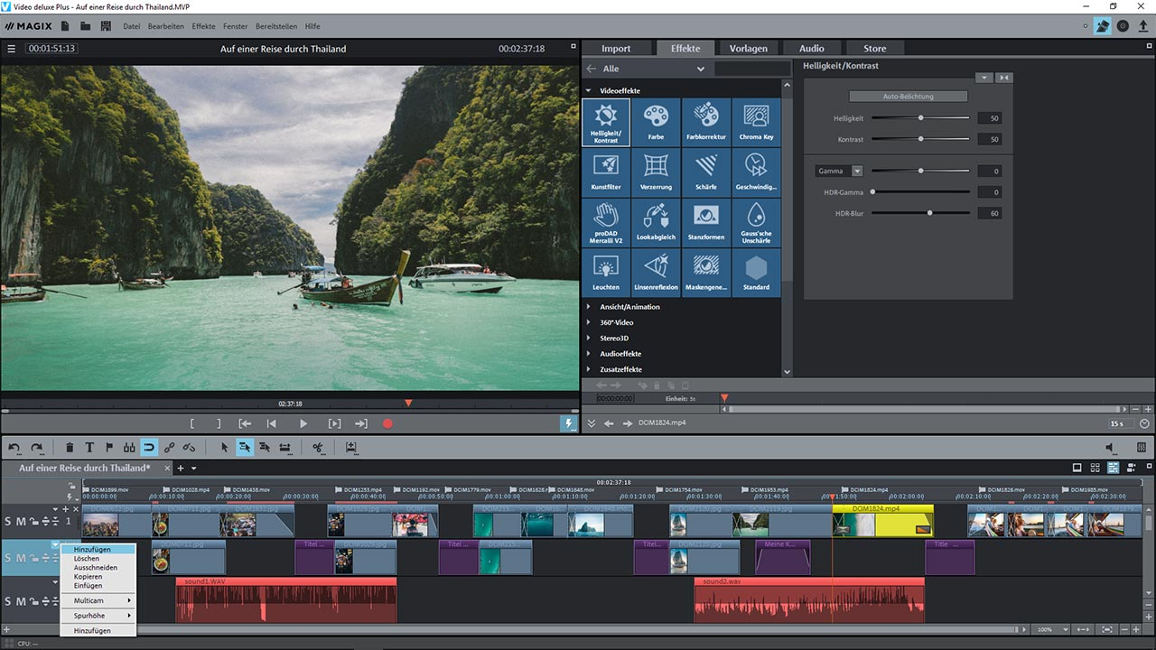 Free Download Magix Video Pro X 2019 is simply after creation accumulation and an expert level altering in a position to oversee shopper level report organizations to completely gifted communicate quality stages.