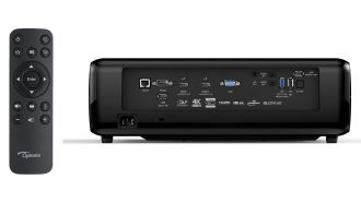 Optoma UHD51Alve back web