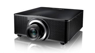 Optoma ZU750 front wb