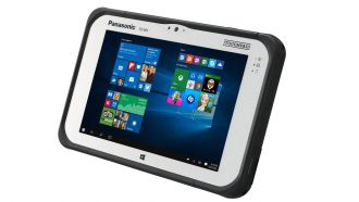 Panasonic Toughpad FZ-M1 mk3 Standard: robuste, leistungsfähige Win-Tablets