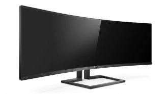 IFA 2018: Philips 499P9H - SuperWide-Monitor mit 49 Zoll