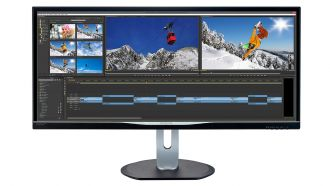 Philips BDM3470UP: 34-Zoll-UWQHD-Monitor im 21:9-Format