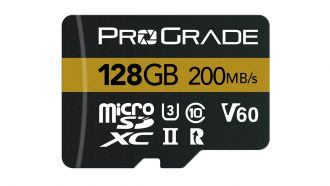 ProGrade 128GB microSDXC V60 web