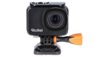 Rollei Actioncam 550 Touch front web