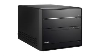 Shuttle XPC Barebone SH370R6: Mini-PC- für Intel Coffee-Lake-CPU