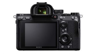Sony a7III rear EU01