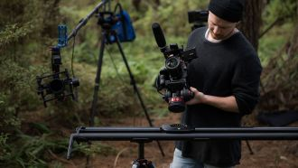 Syrp Magic Carpet Pro: Heavy-Duty-Slider für Setups bis 32 kg