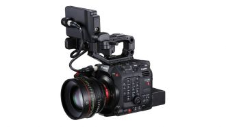 Canon EOS C500 Mark II FULL KIT EF CINE PRIME FSL
