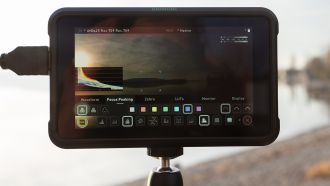 Atomos Shinobi screen web