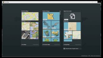 Magix Travel Maps 3 web