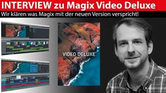 2019 08 Magix VideoDeluxe Interview News