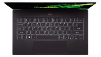 Acer Swift 7 SF714 52T top web