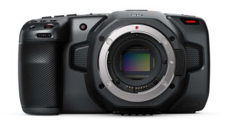 BMD pocket cinema camera 6k front
