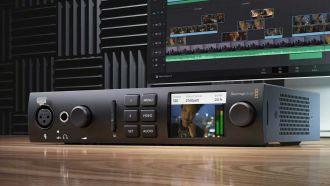 IBC 2019: BMD UltraStudio 4K Mini - Schnittstellen-Box