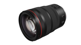 Canon RF 24 70MM F2.8L IS USM side web