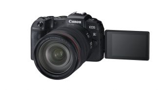 Canon EOS RP Front