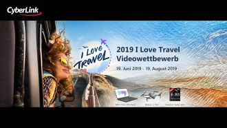 CyberLink I love Travel 2019 web