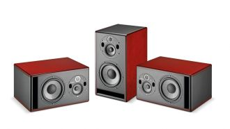 Focal Trio11 Be Red Burr Ash: hoher Schalldruck fürs Studio