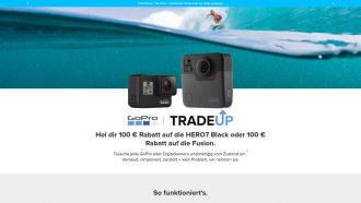 GoPro TradUp Website