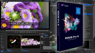 GV EDIUS 9 HDR HLG Workflow Deutsch