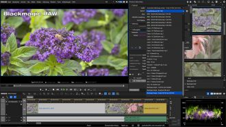 IBC 2019: Grass Valley Edius 9.50 - mit Blackmagic RAW, ProRes 4444