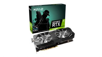 KFA2 GeForce-RTX-Super-Serie: drei neue Top-GPU-Modelle