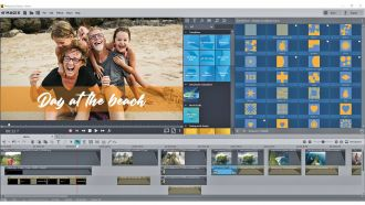 magix Photostory Deluxe screen 2