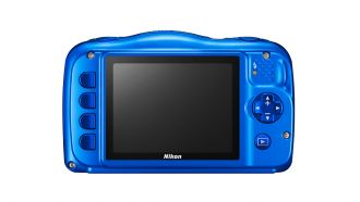 Nikon COOLPIX W150 back web