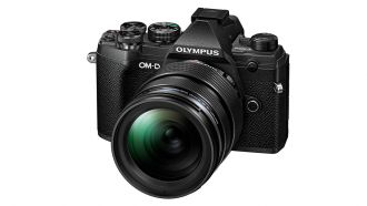 Olympus OM D E M5 Mark III front web