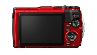 Olympus Tough TG 6 red Product 180