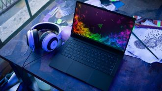 Razer Blade Stealth 13: Ultrabook mit Intel i7 und Geforce GTX 1650