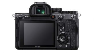 Sony A7RIV rear